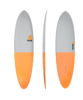 Torq 7.2 Funboard Fifty Fifty