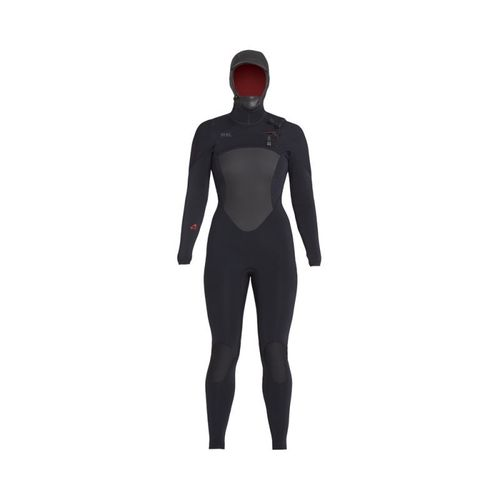 XCEL WOMEN DRYLOCK X2 5/4 HOODED FULL SUIT