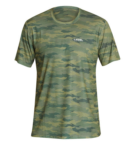 XCEL MENS ThreadX Hawaii Surf Shirt